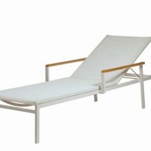 Product image: Barlow Tyre Aura Chaise Lounge White/Pearl
